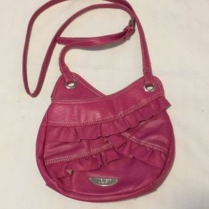 Nine West Cross Body Bag Pink